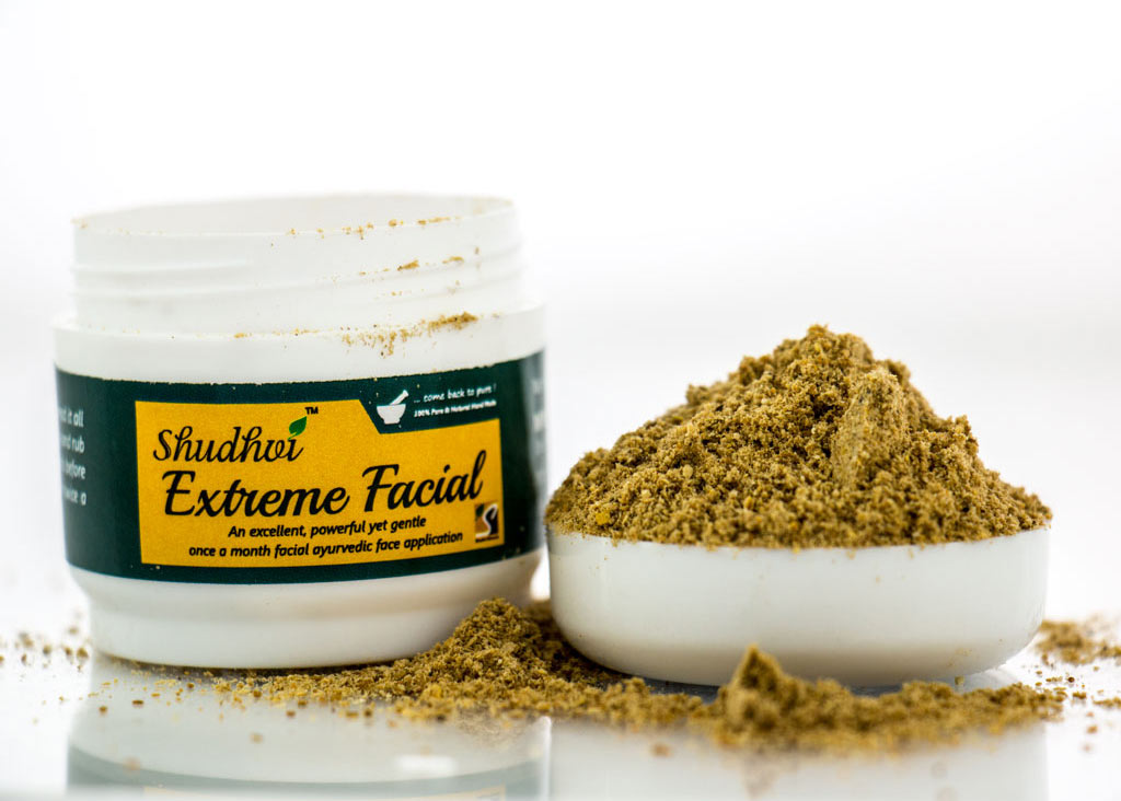 Product Photography for Shudhvi Naturals